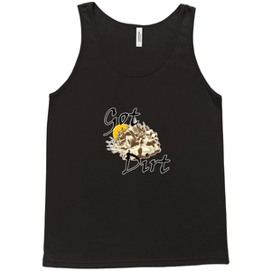 Got Dirt? Fun with your Back Road Vehicle! Novelty Tank Top T-Shirt - CampWildRide.com
