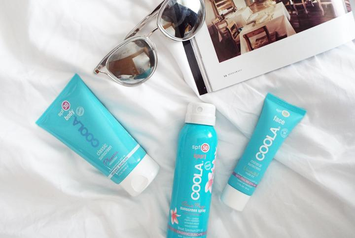 REVIEW: COOLA Organic Suncare