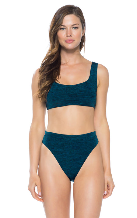 Colour Play Plunge One Piece