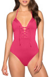 Jetset Lace Up One Piece