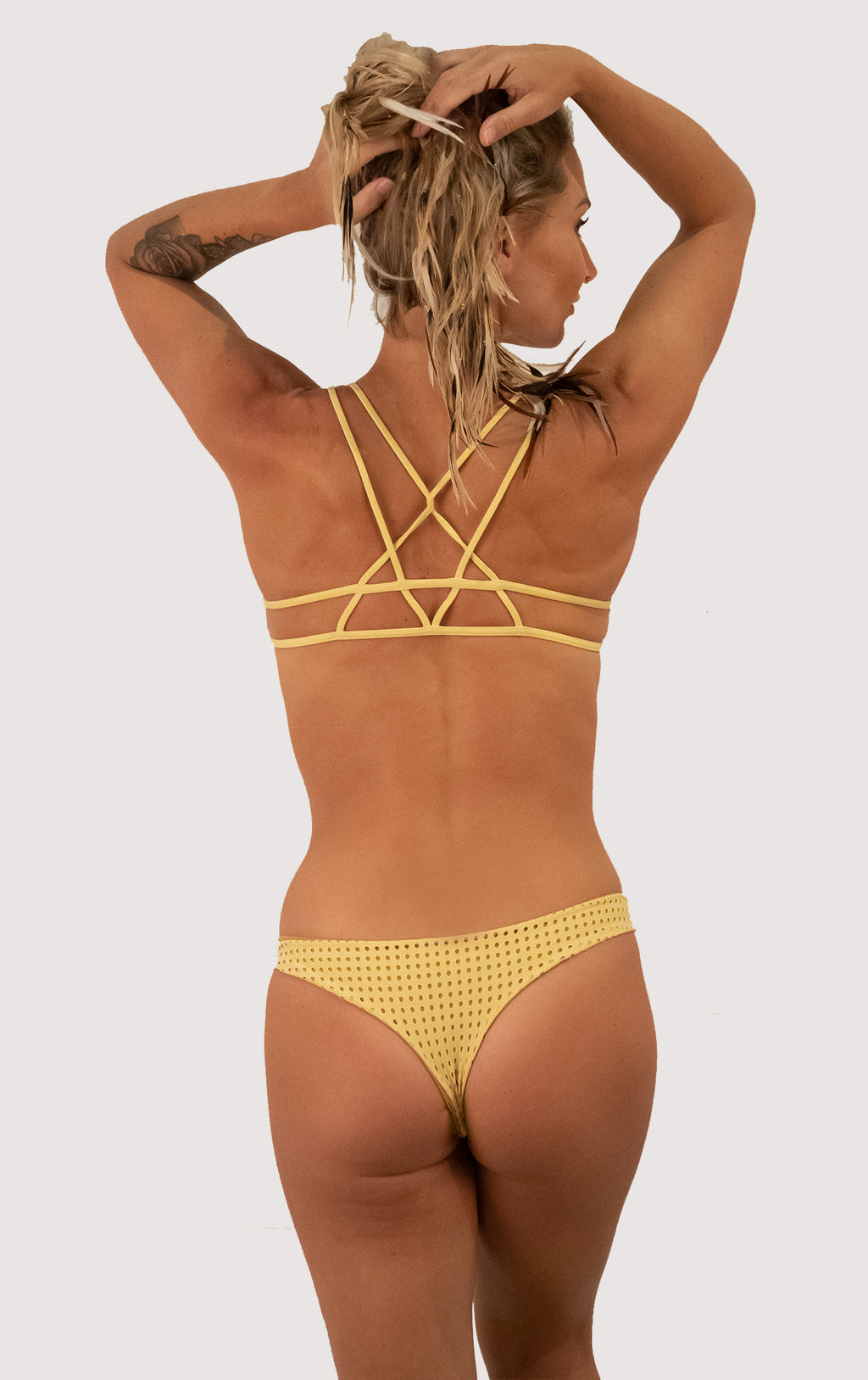 Bali Top | Color: Star Fruit mesh