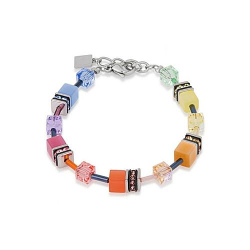 Coeur de Lion Multicolour Soft Bracelet 2838