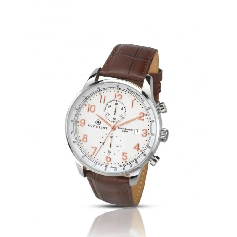 Accurist 7121 Men's Chronograph Watch Watches ACCURIST