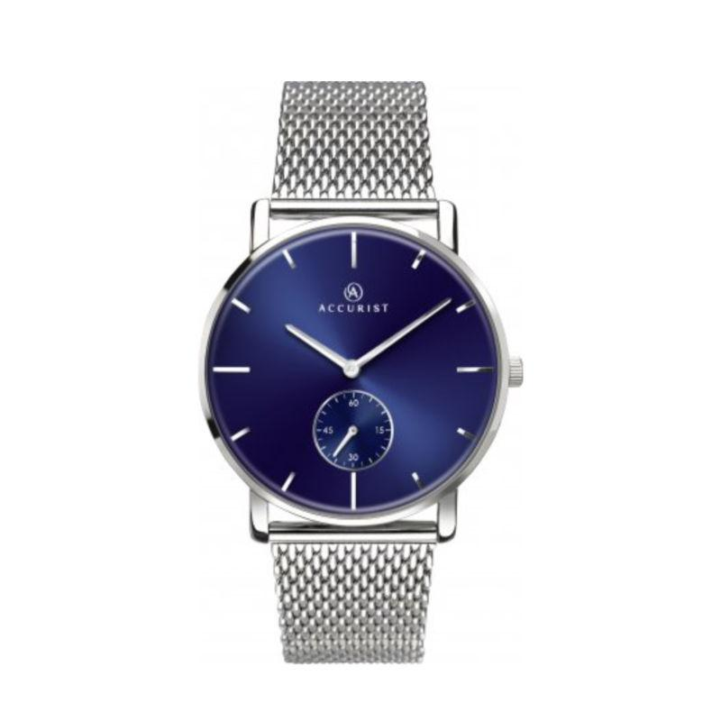 Accurist 7126 Men's Watch with Mesh Strap Watches ACCURIST