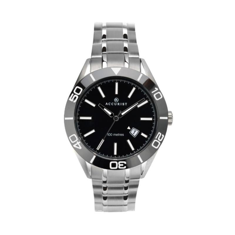 Accurist 7222 Men's Signature Watch Watches ACCURIST