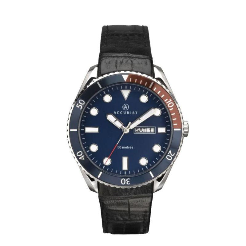 Accurist 7225 Men's Watch Watches ACCURIST