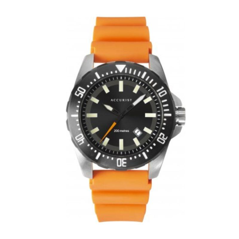Accurist 7306 Men's Diver-Style Watch Watches ACCURIST