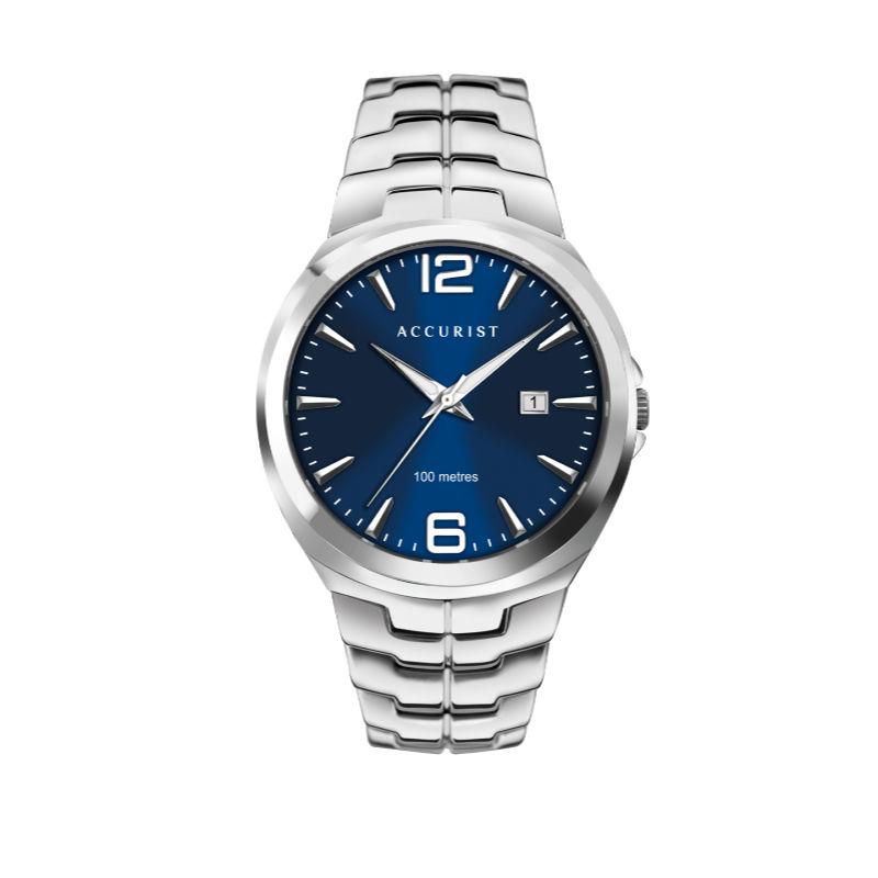 Accurist 7329 Men's Watch with Blue Dial Watches ACCURIST