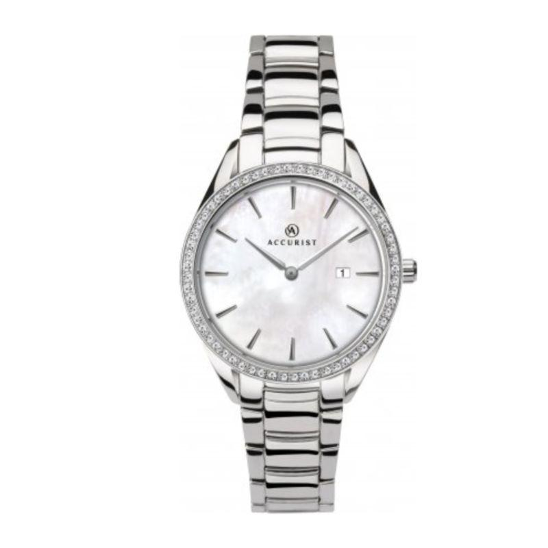 Accurist 8217 Ladies Watch Watches ACCURIST