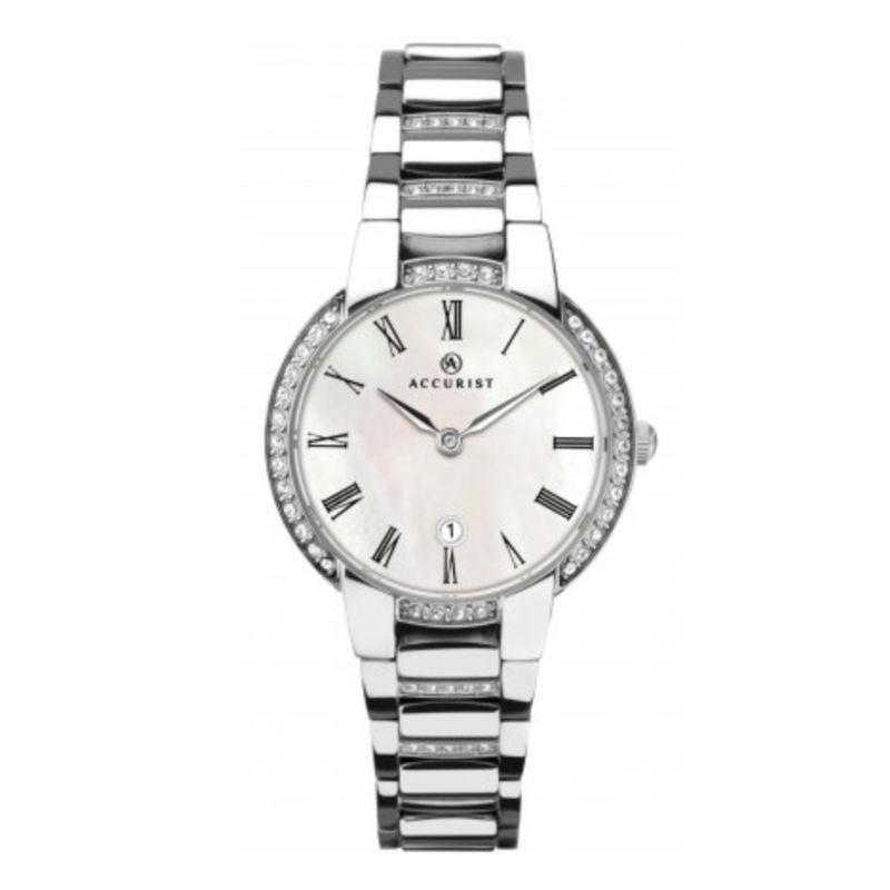 Accurist 8219 Ladies Watch Ladies ACCURIST