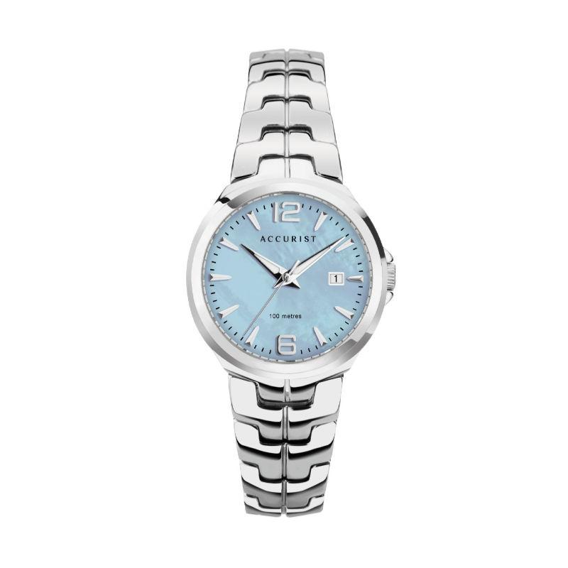 Accurist 8336 Ladies Watch with Blue Dial Watches ACCURIST