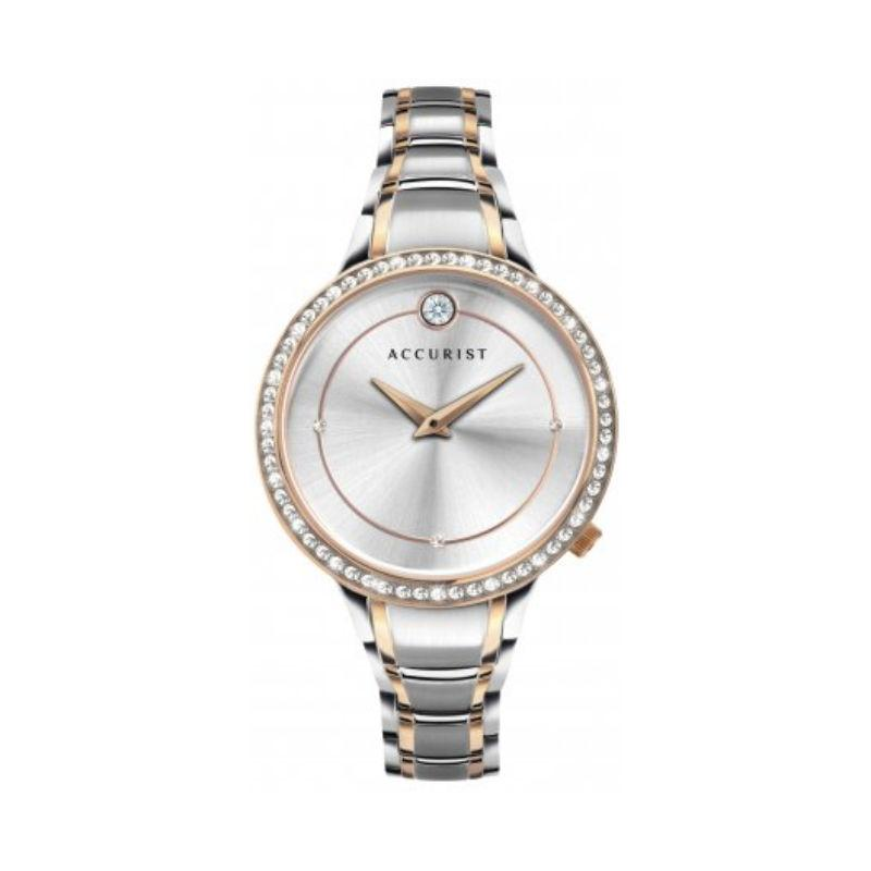 Ladies Accurist 8341 Pure Brilliance Watch Watches ACCURIST