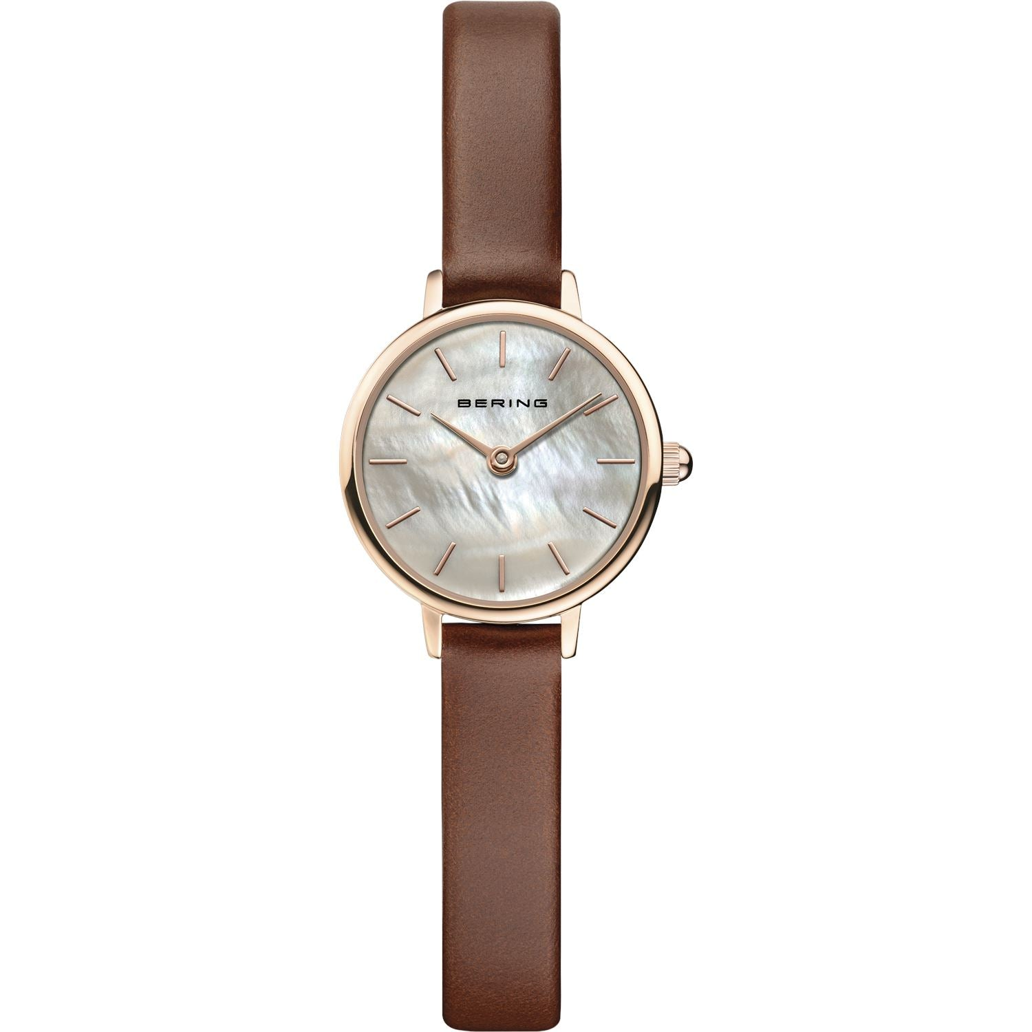 Ladies Bering Watch with Mother of Pearl Dial 11022-564 Watches Bering