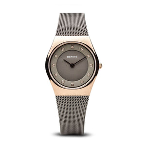 Bering Ladies Watch with Rose Gold 11927-369