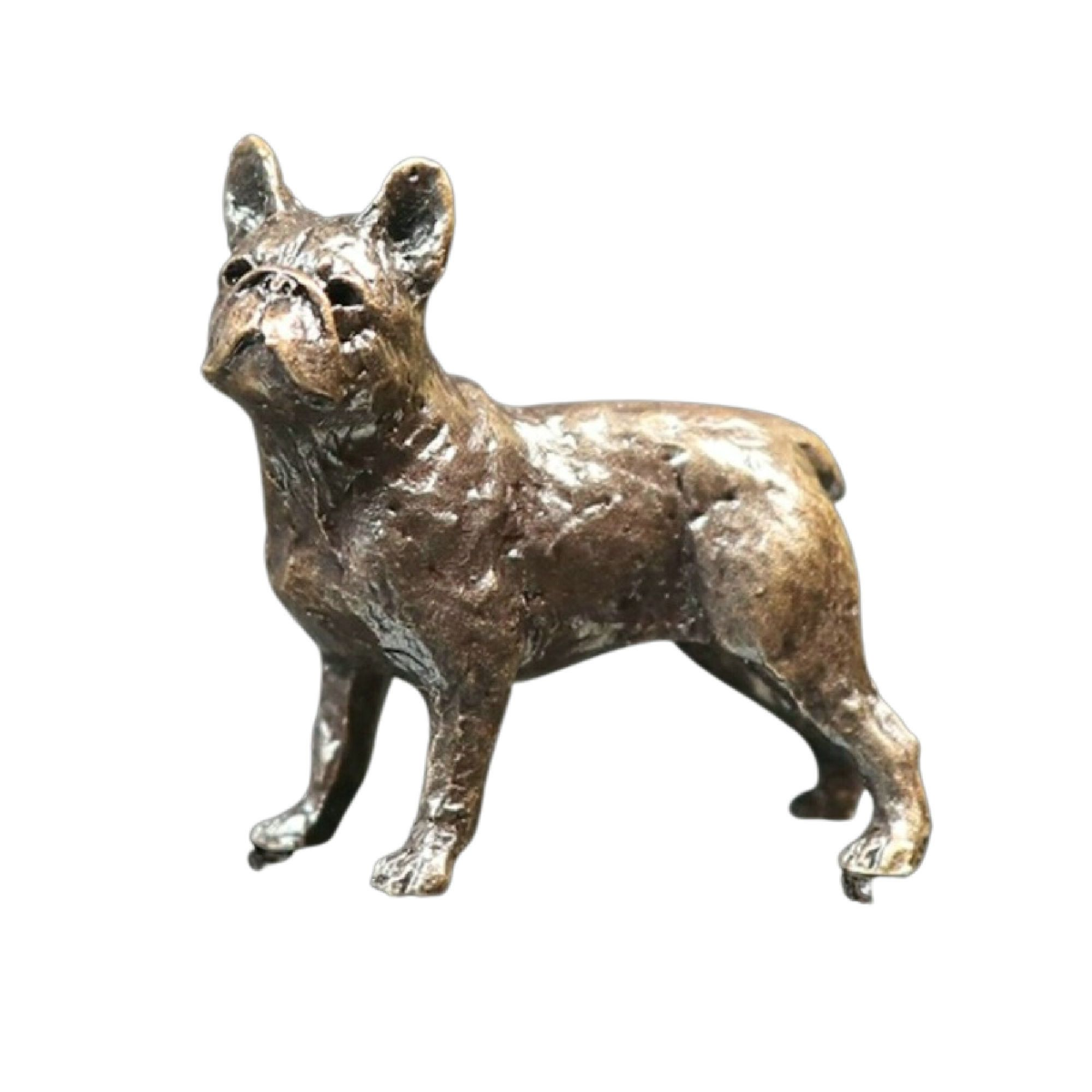 Bronze French Bulldog Gifts Richard Cooper & Co
