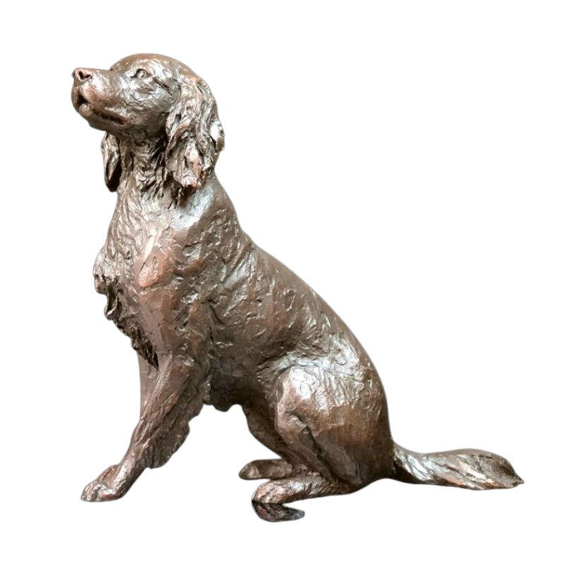 Bronze Medium Springer Spaniel Gifts Richard Cooper & Co