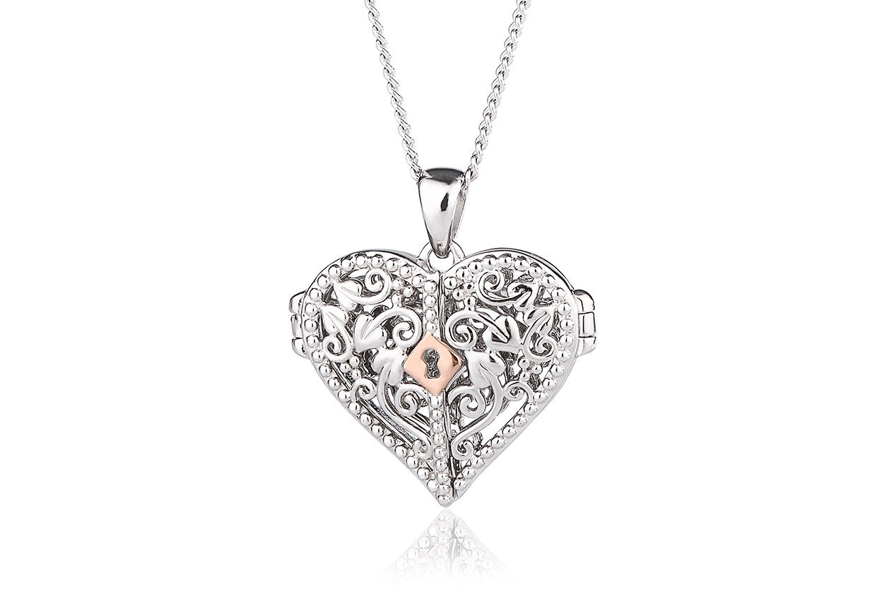 Clogau Gold Kensington Locket XX3SKHLL Jewellery Clogau