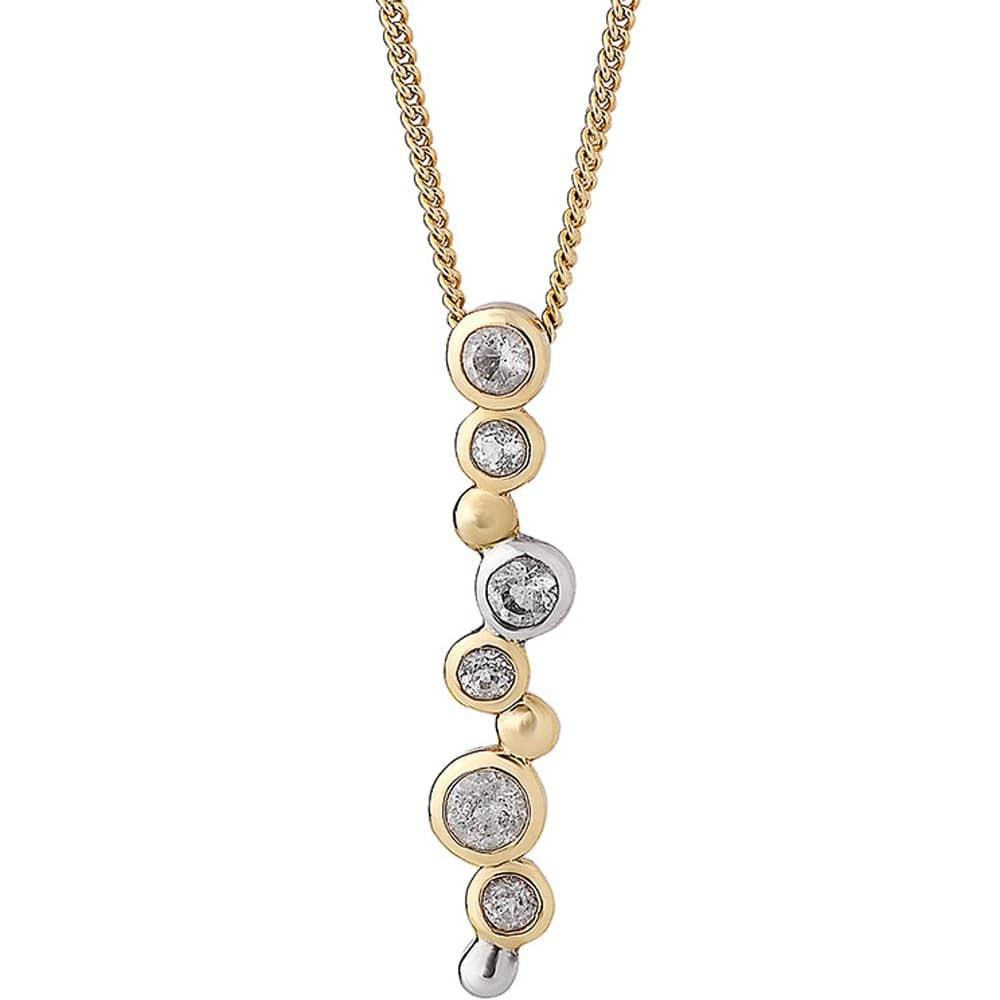 Clogau Gold Celebration Pendant MP01 Jewellery CLOGAU GOLD