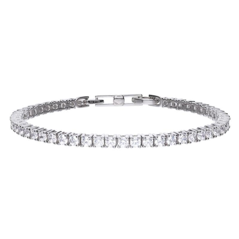 Diamonfire Tennis Bracelet with Cubic Zirconia