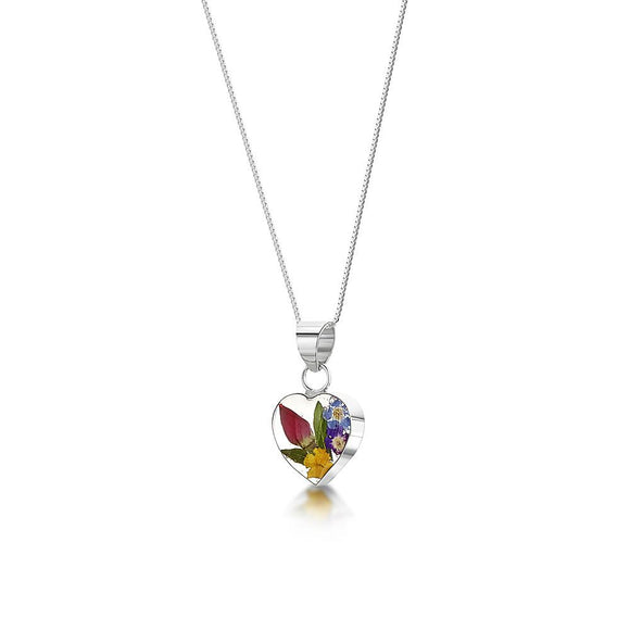 Flower Jewellery Mixed Flower Necklace