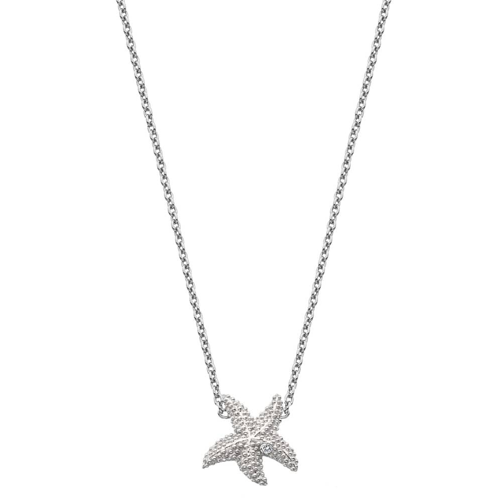 Hot Diamonds Eternal Love Necklace DN134 Jewellery Hot Diamonds