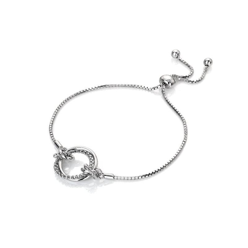 Hot Diamonds Unity Friendship Bracelet with Diamond