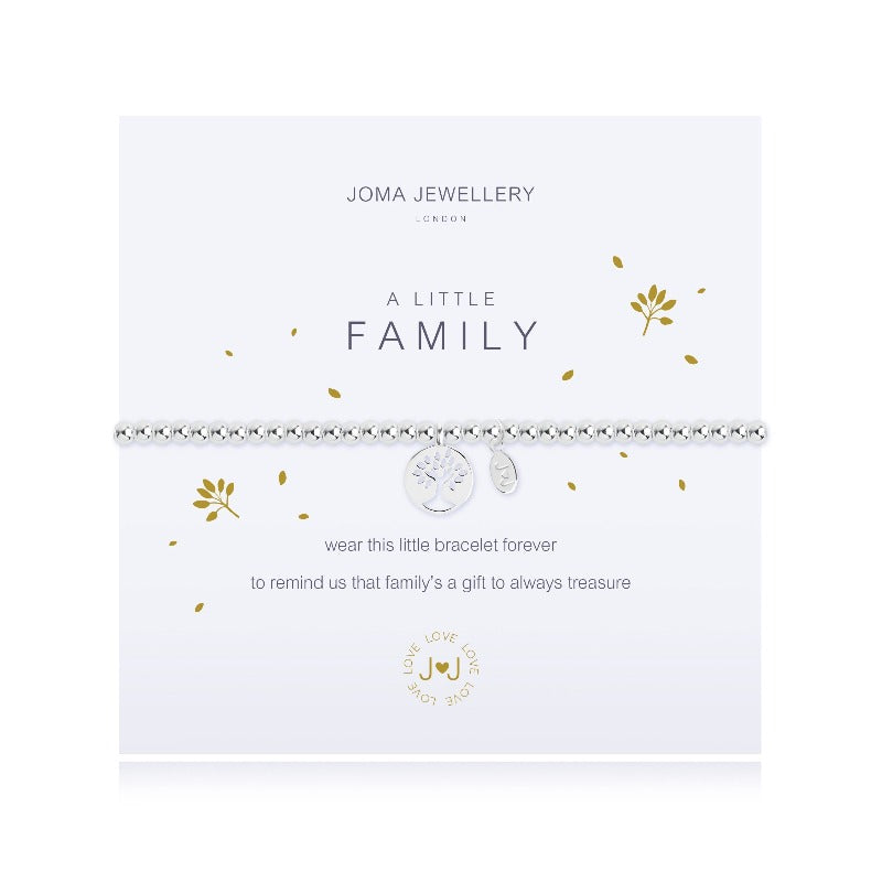 Joma Jewellery 2077 'A Little Family' Bracelet