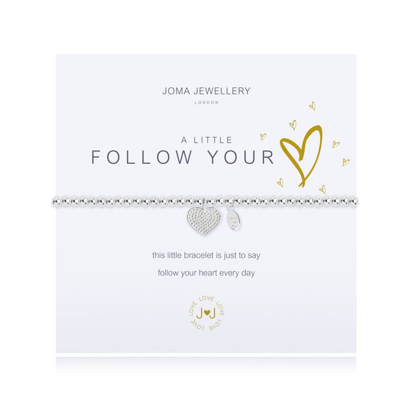 Joma 'A Little Follow Your Heart' Bracelet Bracelets JOMA JEWELLERY