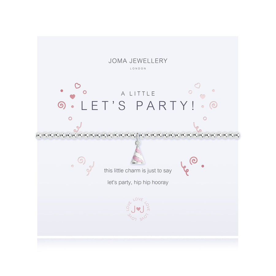 Joma Jewellery 3092 'A Little Let's Party' bracelet