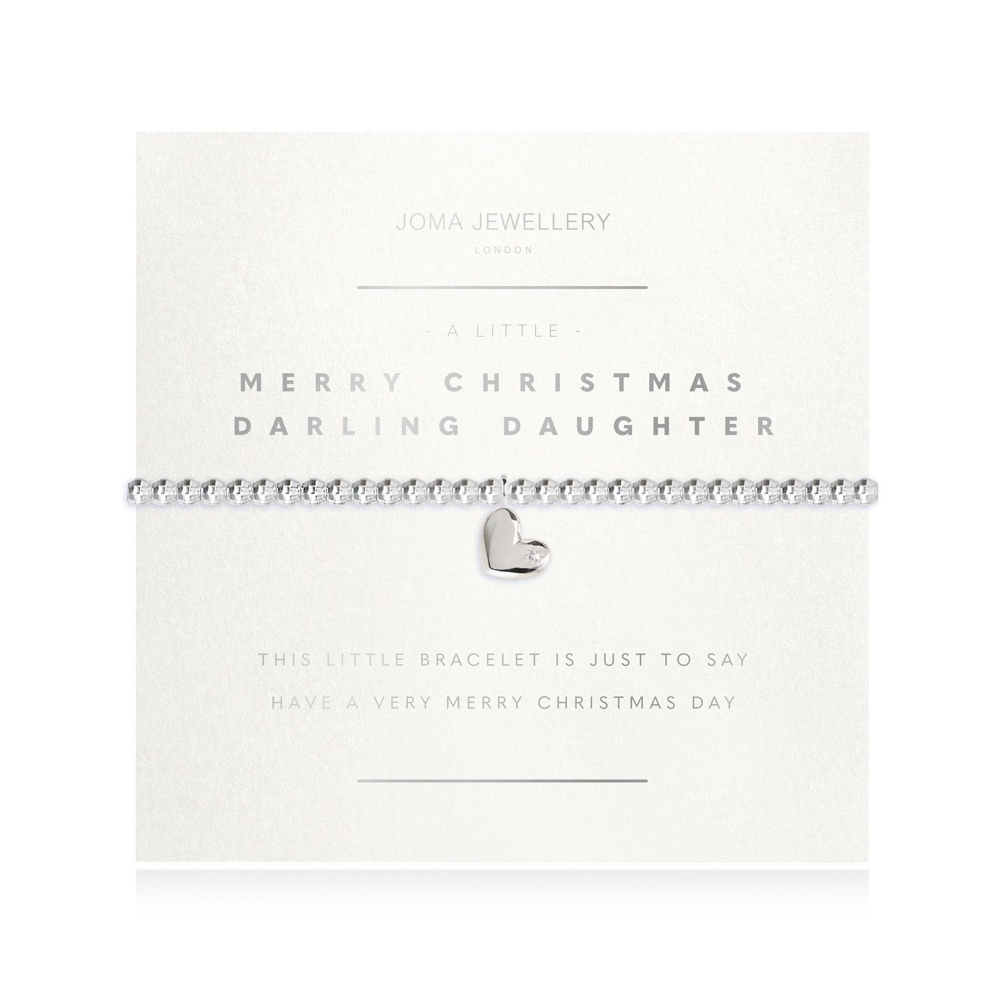 Joma Jewellery 3197 A Little Merry Christmas Bracelet Jewellery Joma Jewellery