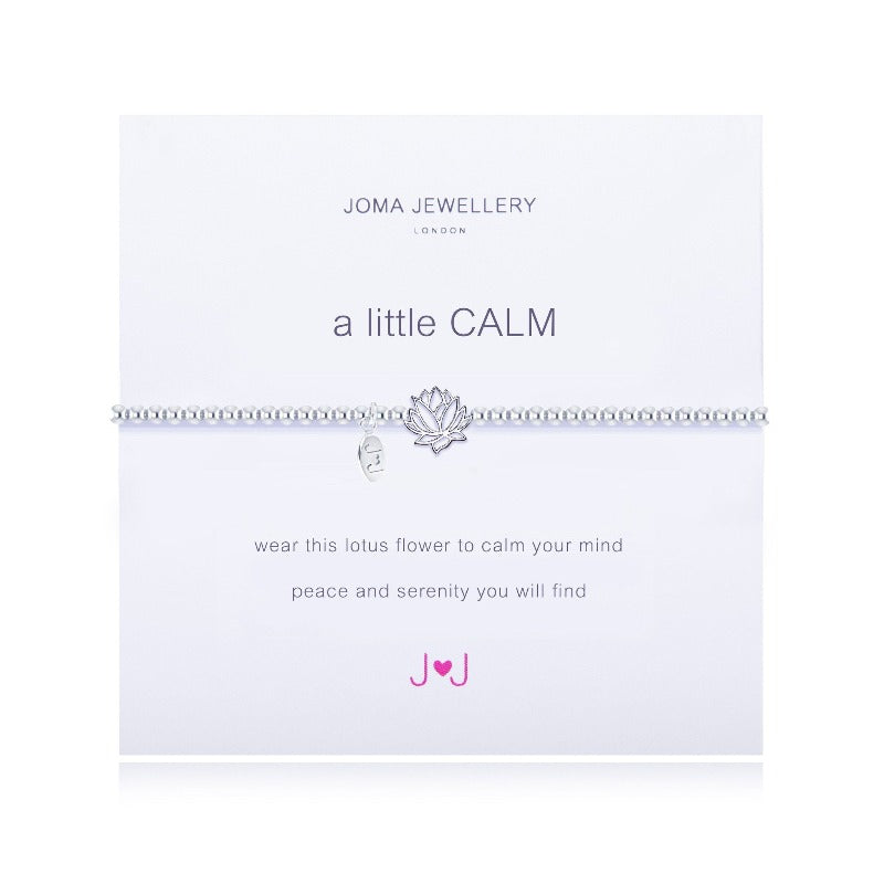 Joma A Little Calm bracelet from Jools Jewellery