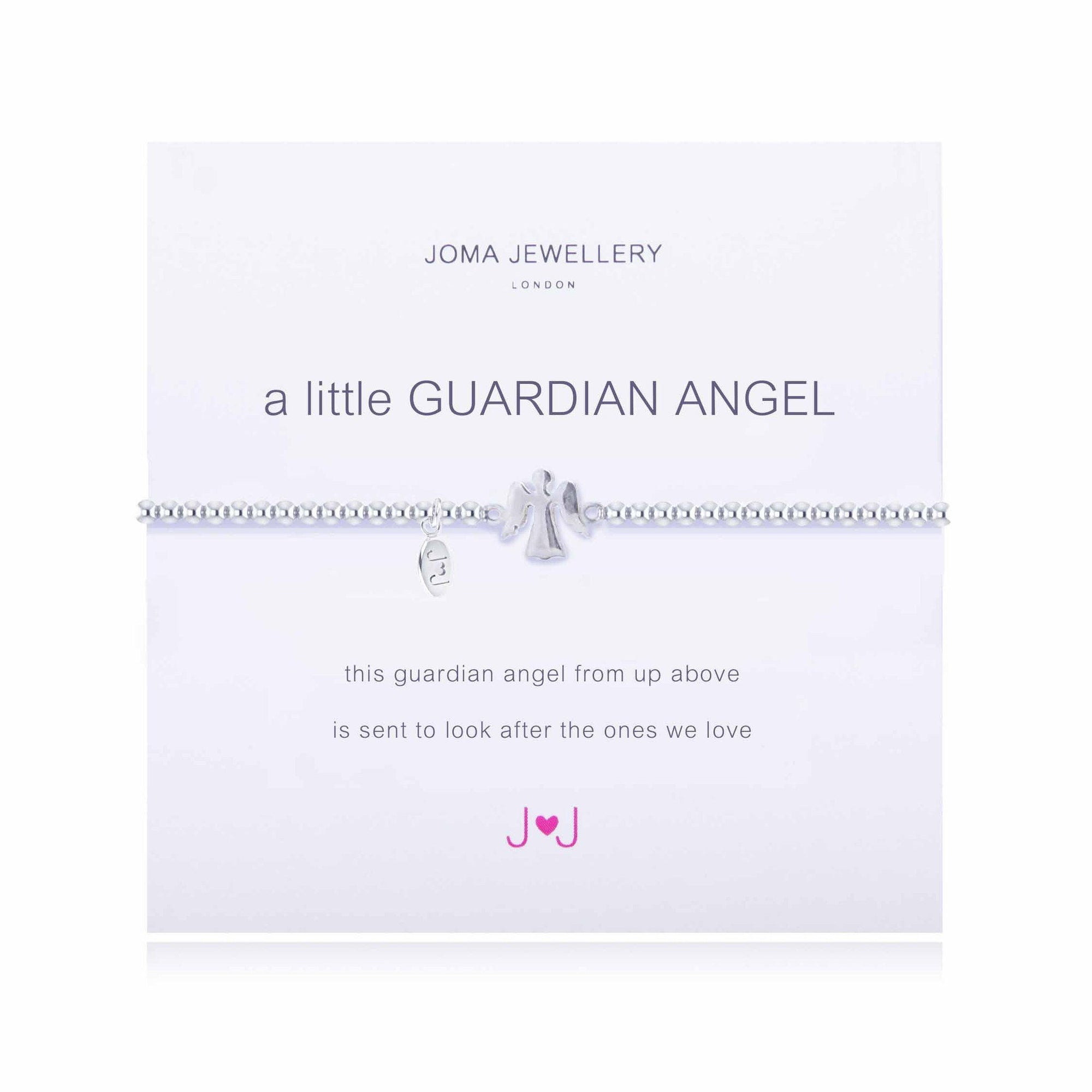 Joma Jewellery 2273 'A Little Guardian Angel' Bracelet Jewellery Joma Jewellery