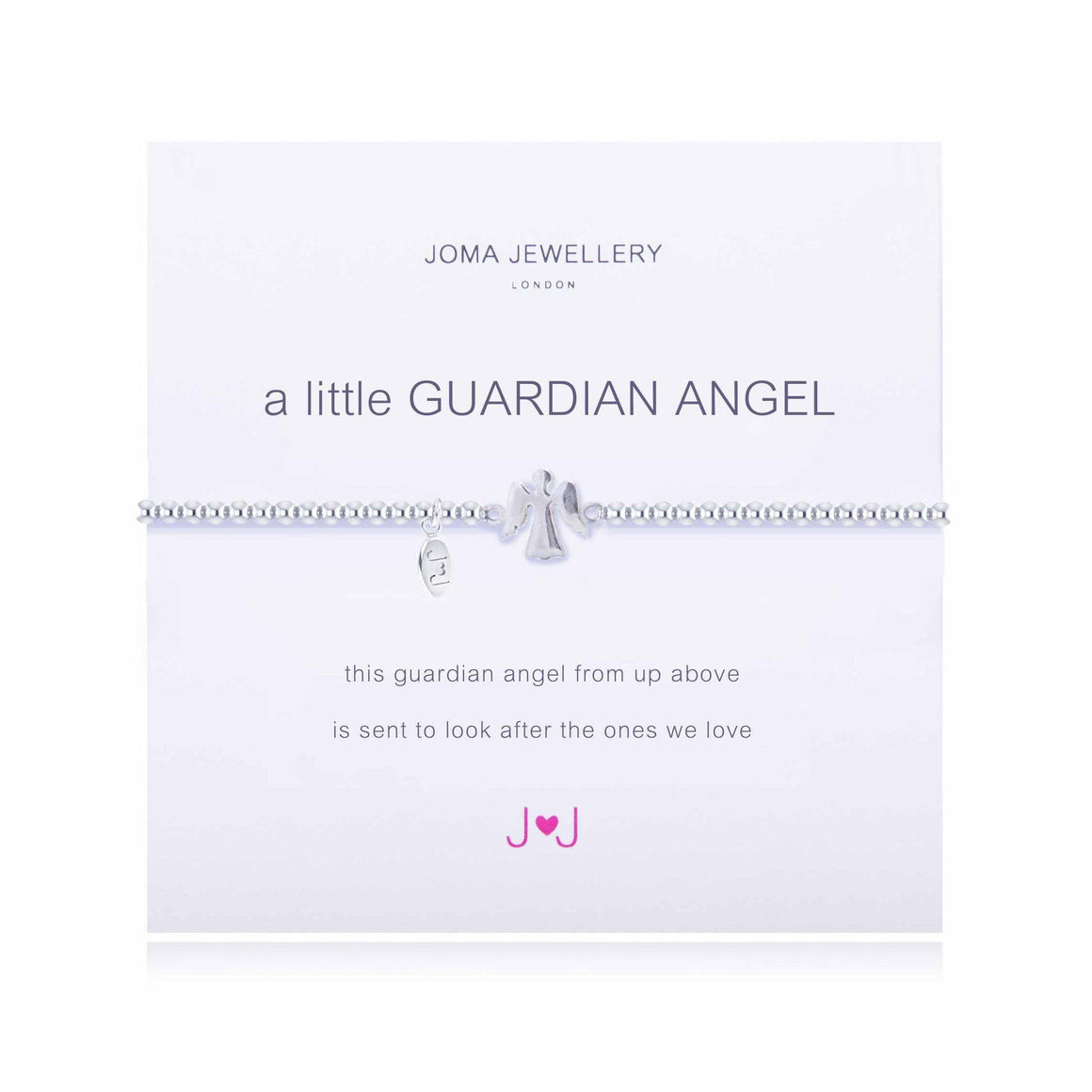 A Little Guardian Angel bracelet Jools Jewellery