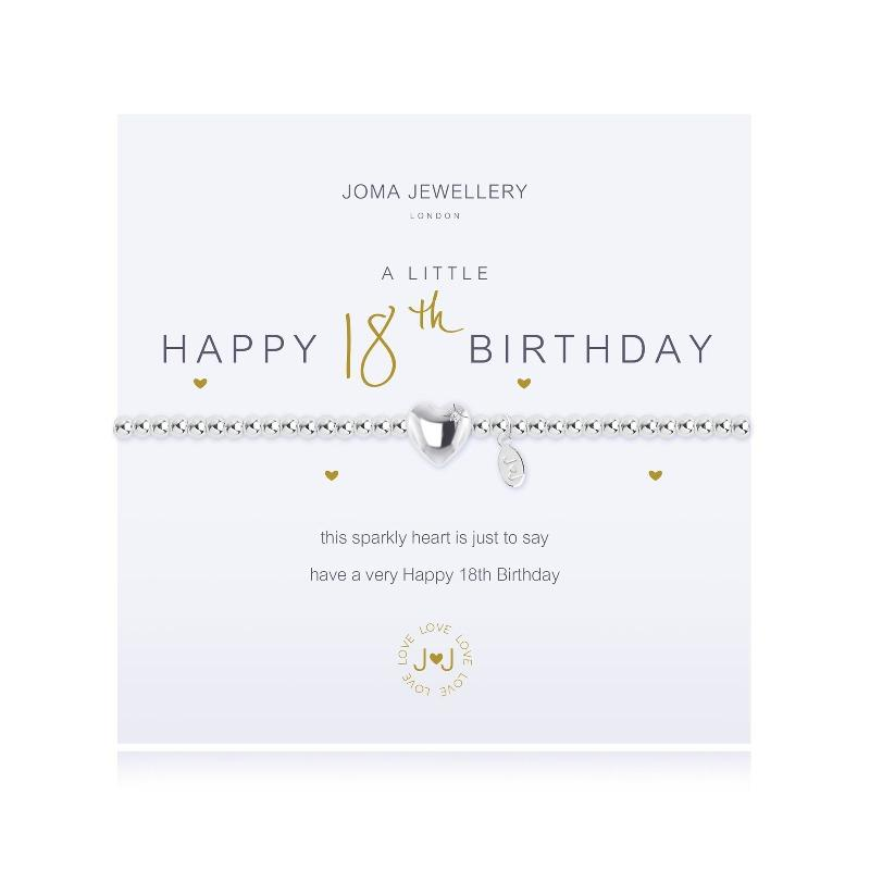Joma Jewellery 18th Birthday Bracelet 1086 Jewellery Joma Jewellery