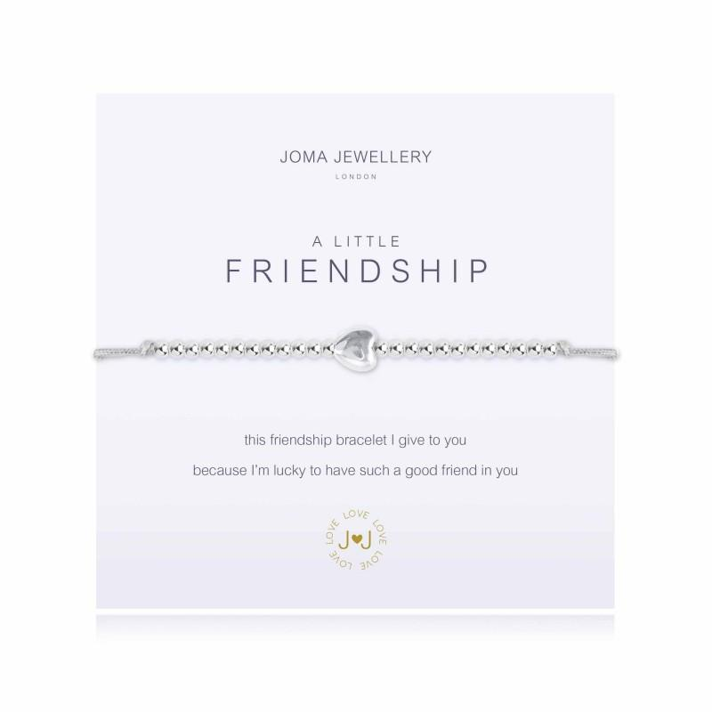A Little Friendship Bracelet Jewellery JOMA JEWELLERY