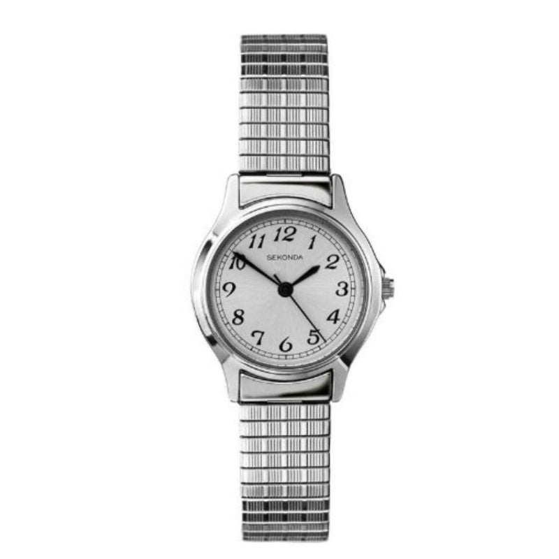 Sekonda Ladies Watch with Expandable Strap 4133B Watches sekonda