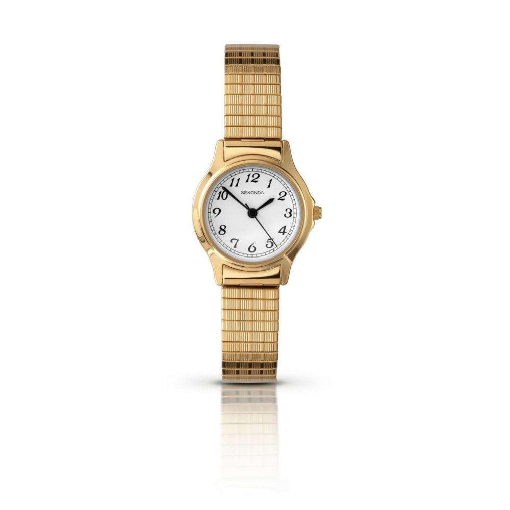 Sekonda Ladies Watch with Expanding Strap 4134B Watches sekonda
