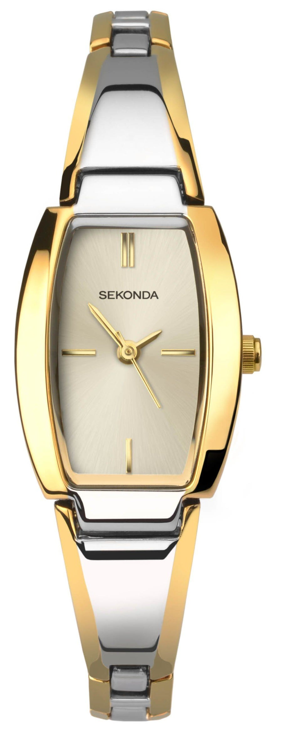 Sekonda Ladies Two-Tone Watch 2552