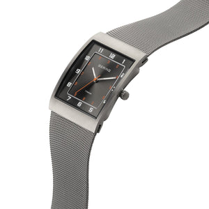Bering Men's Titanium Watch 11233-077 Watches Bering