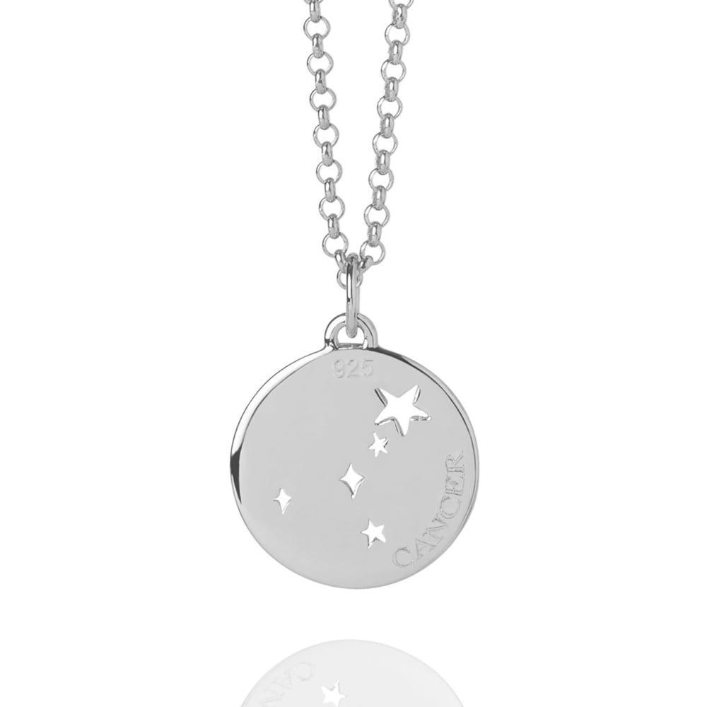 Muru Constellation Cancer Necklace Jewellery Muru