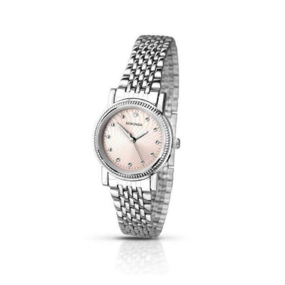 Ladies Sekonda Watch with Pink Dial 2006 Watches Sekonda