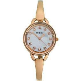 Sekonda Ladies Rose Gold Watch