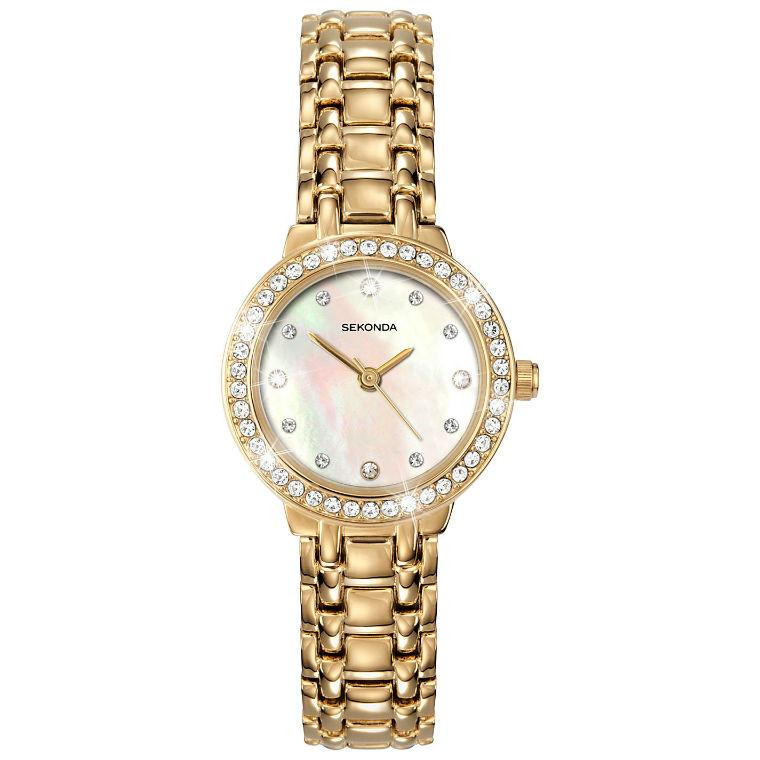Sekonda Ladies Watch with Mother of Pearl Dial