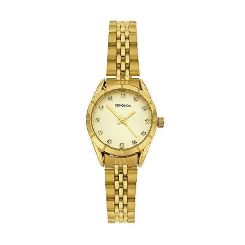 Ladies Sekonda Watch with Champagne dial 2319 Watches Sekonda