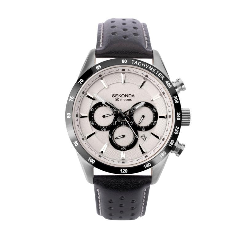 Sekonda Men's Watch 1699 with Dual Time Watches Sekonda