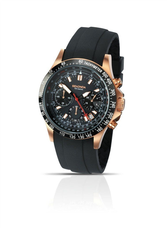 Sekonda Mens Chronograph Sports Watch 3101