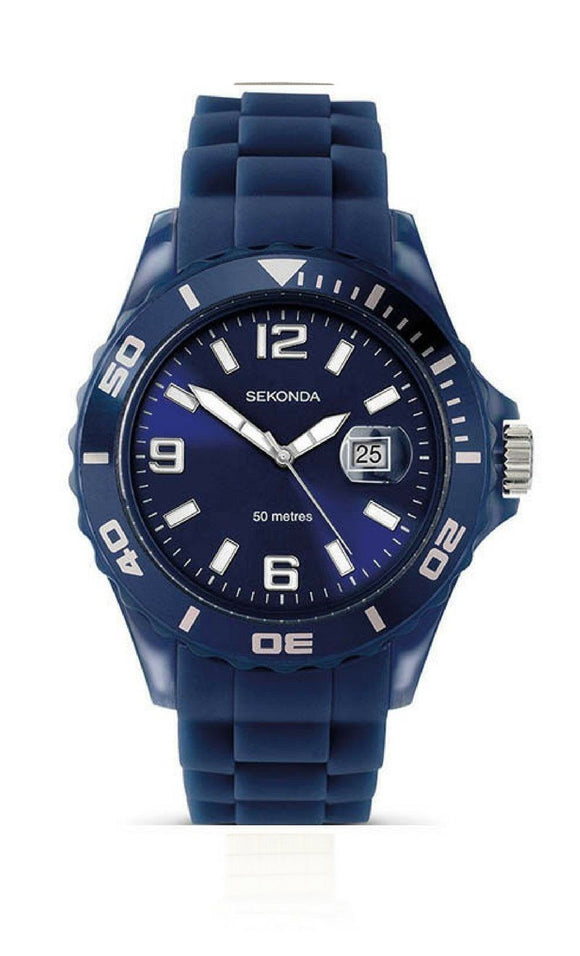 Sekonda Party-Time Watch in Blue 3363