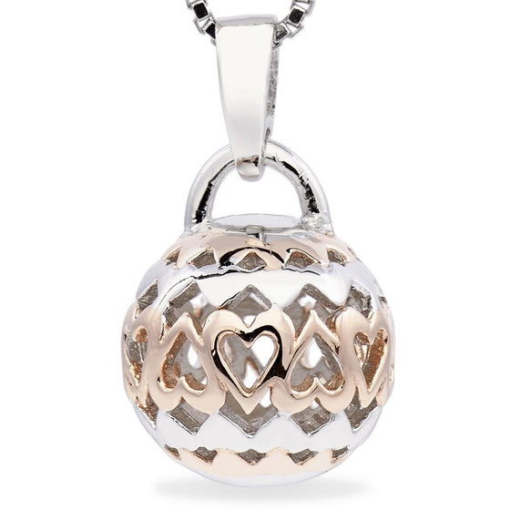 Sphere of Life Forever Love Pendant