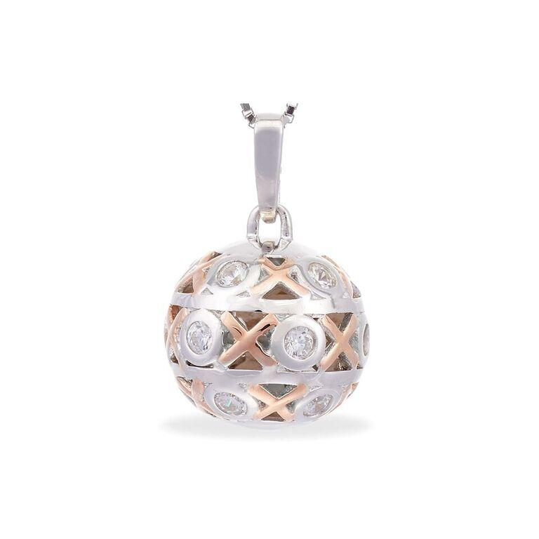 Sphere of Life Lots of Love Pendant (rose gold)