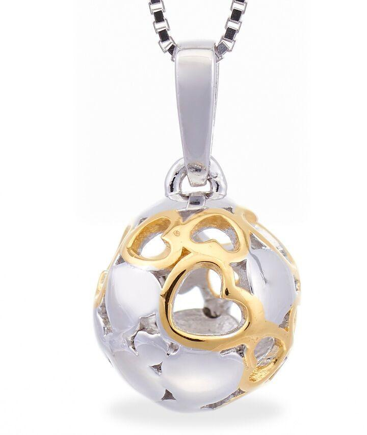 Sphere of Life Love is all around Pendant